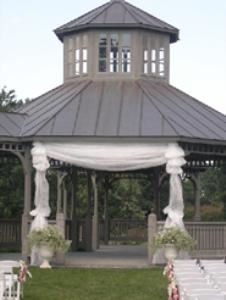 Gazebo 3, Norfolk Botanical Garden, Norfolk — Offering a combination of architectural splendor and natural beauty, Norfolk Botanical Garden is the perfect place for corporate functions, traditional ceremonies and festive occasions.