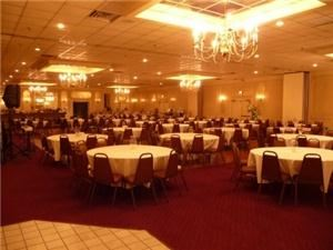 Grand Ballroom, The Seaport Inn & Marina, Fairhaven