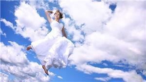 Portraits by Johanna, Truro — Fun wedding photography!  The sky is the limit!  ;-)