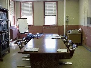 Conference Room, Sanford Armory, Sanford