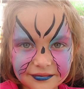 PARTY WITH PICKLES, Collierville — We are professional trained face painters that love to transform children into their favorite charactor, animal or that special design that makes their eyes light up.  Invite us to your corporate event, birthday party, church events, etc.