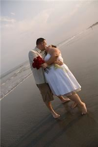 Emerald Rose Photography - Norfolk, Norfolk — wedding at Folly Beach, SC