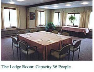 The Ledge Room, Essex Conference Center & Retreat, Essex