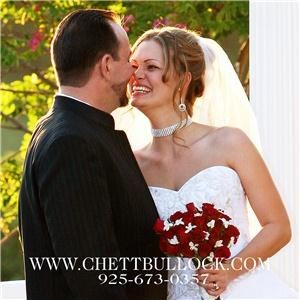 Chett K. Bullock Photography, Clayton — Chett specializes in fine wedding photography with a photojournalistic flare.  He offers personalized magazine style storybook albums as well as traditional matted albums.  His philosophy is that your wedding day is a spectacular and momentous occasion. You are there to enjoy and cherish each precious moment as it unfolds naturally throughout the day.  He will provide you with images that are both artistically and emotionally satisfying along with the highest level of quality and service possible.  Covering the San Francisco Bay Area and California.