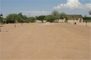 Demonstration Area, Sahuaro Ranch Park Historic Area, Glendale — Fenced multi-purpose space. 333' x 108' (approx3/4 acre) Electricity available. 