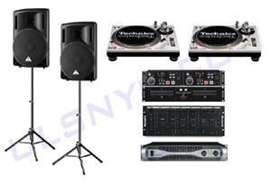 Universal Light And Sound Rentals, New York — DJ Equipment