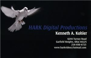 Hark Digital Productions, Cleveland — Experience