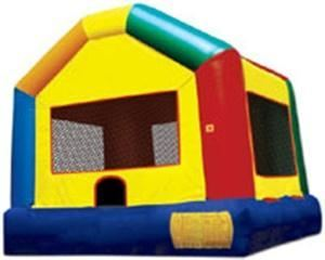 Hog Wild Events, LLC, Hot Springs National Park — Bounce houses are perfect for birthday parties!