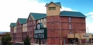 Savannah Suites Hotel, Denver — Savannah Suites Hotel offers the best competitive rates in the Denver market! The hotel is virtually brand new and offers clean and comfortable studio suites! Our professional and friendly staff will make you feel very welcomed!