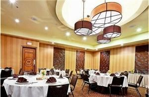Throckmorton Ballroom, Holiday Inn & Suites McKinney, McKinney — Meeting room is ideal for receptions, parties, and banquets.