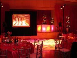 A Sound Explosion, Oakland — Event design and planning. Sound, Lighting, Props, Tables, Chairs, Tenting