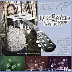 Luke Sayers - Soulful Acoustic Versions of Classics Old and New, Chicago
