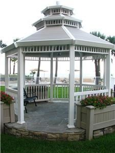 Gazebo, Holiday Inn Hotel & Suites - Daytona Beach Oceanfront, Daytona Beach