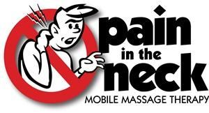 PainInTheNeck Mobile Massage Therapy, Victoria — Putting the mobile in your mobility since 2009.