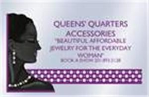 "Queens' Quarters Accessories, Bayonne — ""Beautiful Affordable Costume Glamor for the Everyday Woman""