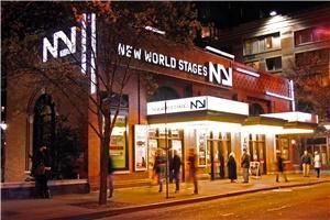 New World Stages, New York