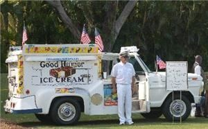 The Good Humor Ice Cream Man of South Florida, Boca Raton
