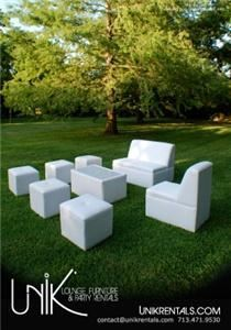 Unik Lounge Furniture & Party Rentals - Houston, TX - Party