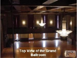 The Grand Ballroom, Scranton Cultural Center, Scranton — Top View Of The Grand Ball Room