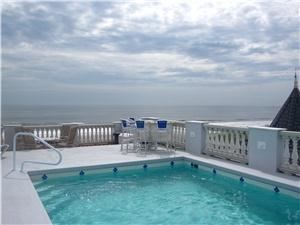 Oceans 25 LLC, Ocean Grove — Partial view from rooftop pool and deck