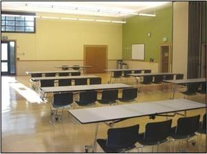 Classroom, Union City Sports Center, Union City