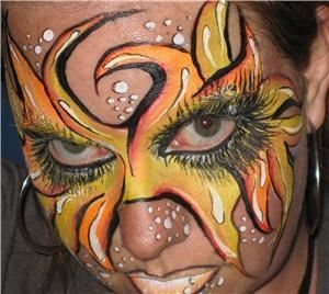 Criss Wiebe Face Design, Coaldale — Criss Wiebe Face Design provides fun, unique and first-class entertainment from a professional face & body painter with over 15 years of experience. 