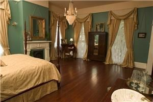 Guest Rooms, Degas House, New Orleans — The Estelle Suite-a bride's choice.