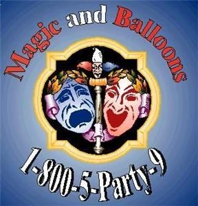 Magic and Balloons, Glendale — Magic and Balloons provides affordable DJ's and all other types of entertainment from clowns, to magicians, stilt walkers, jugglers, caricaturists, and live musicians and bands.  Give us a call and let's make your dream event a reality!