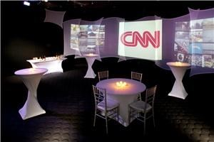 Finale, Inside CNN Events, Atlanta