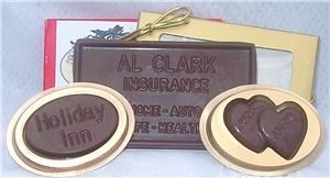 Special Occasion Chocolates, Arlington — Customized chocolates - with your name, logo, or other words. Great marketing or favor ideas.