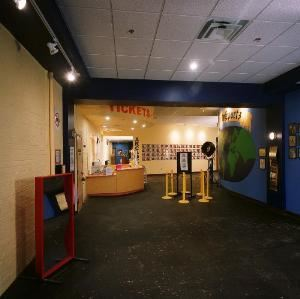 Entrance, ComedySportz, Milwaukee — Entrance