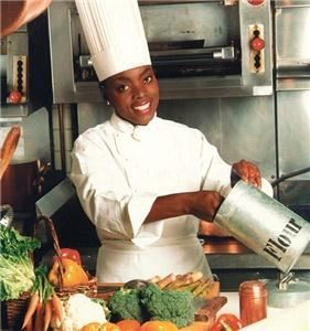 Chef Jacqueline Frazer Command Performance Catering, New York — Photo: Black Enterprise Magazine