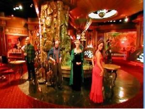 Big Night Room, Madame Tussauds, Las Vegas