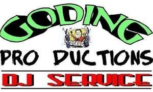 Goding Pro Ductions DJ KJ Services, South Paris