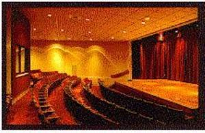 Powers Recital Hall, Dunn Center For The Performing Arts, Rocky Mount