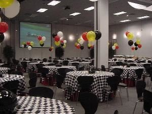 Birthday Party Room, Andretti Indoor Karting And Games, Roswell