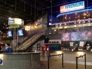 Adrenaline Sky Bar, Andretti Indoor Karting And Games, Roswell