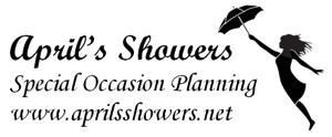 April's Showers Special Occasion Planning-Print Services, Fort Worth — Event Planning is our specialty and has never been easier for you. Let us take the headache and stress out of planning the perfect shower, party or wedding! We can do all the work for you. Our planning services include: budget planning, establishing the date of the event, selecting and reserving (if necessary) the event site, customized invitation creation services, catering and/or food selection and reservation, customized party favors and timetable coordination during the event.  We strive hard for creativity, uniqueness and quality in everything that we create.