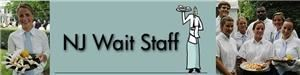 NJ Wait Staff, Keyport — Web page logo; see www.njwaiterstaff.com  or call Bobbie Carey for more information.  We look forward to hearing from you.