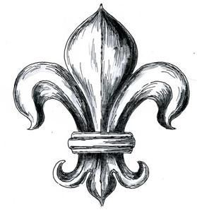 Fleur de Lis Flair, Warrenton