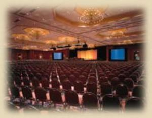 Conference Center Dallas Ballroom Section A3, Sheraton Dallas Hotel, Dallas