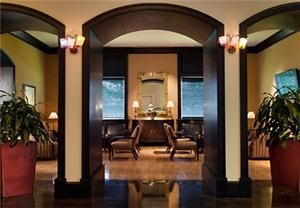 Dallas/Fort Worth Marriott Hotel & Golf Club At Champions Circle, Fort Worth — Lobby Lounge