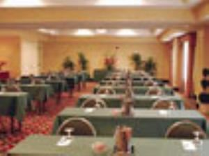 Board Room, Hilton Garden Inn Las Colinas, Irving — Business meetings and social events