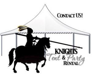 Knights Tent & Party Rental, Oxford — Knights Tent & Party Rental 248-238-2400 Michigan; Lake Orion, Troy, Birmingham and surrounding areas.  Class & sophistication. Highest Quality Products, Highest Quality Service.