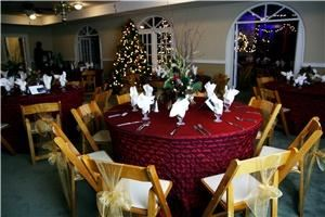 Inside Villa, La Villa Bella San Antonio, Upland — Christmas event at` La Villa Bella