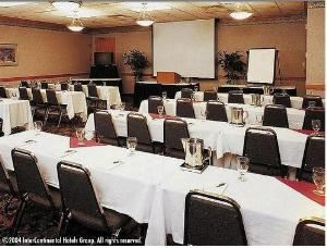 Executive Boardroom, Holiday Inn Bloomington-Airport (Mall Of America), Minneapolis — Meeting Room