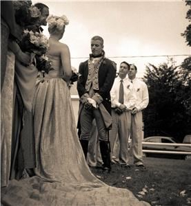 Scott McSorley Photography, Oregon City — American Revolution style Wedding in NH.