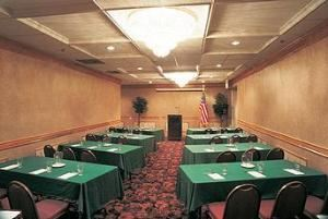 Banquet Hall B, Clarion Hotel at Midway Airport, Chicago
