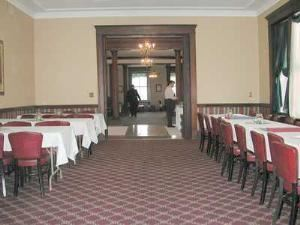 Lincoln Room, Bayliss Park Hall, Council Bluffs — The Lincoln Room Great for your roast or sports banquet