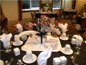 Celebration Creations, Manahawkin — Centerpies and Table Decor